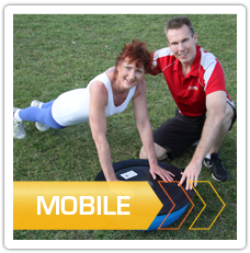 Mobile Personal Trainers Gold Coast, Brisbane, Melbourne and Sydney