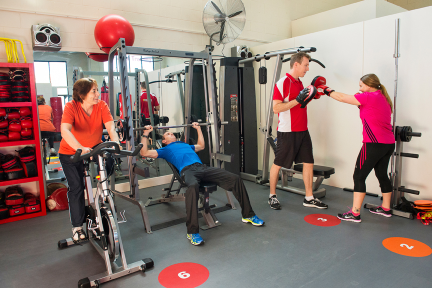 Group Fitness Trainers 5