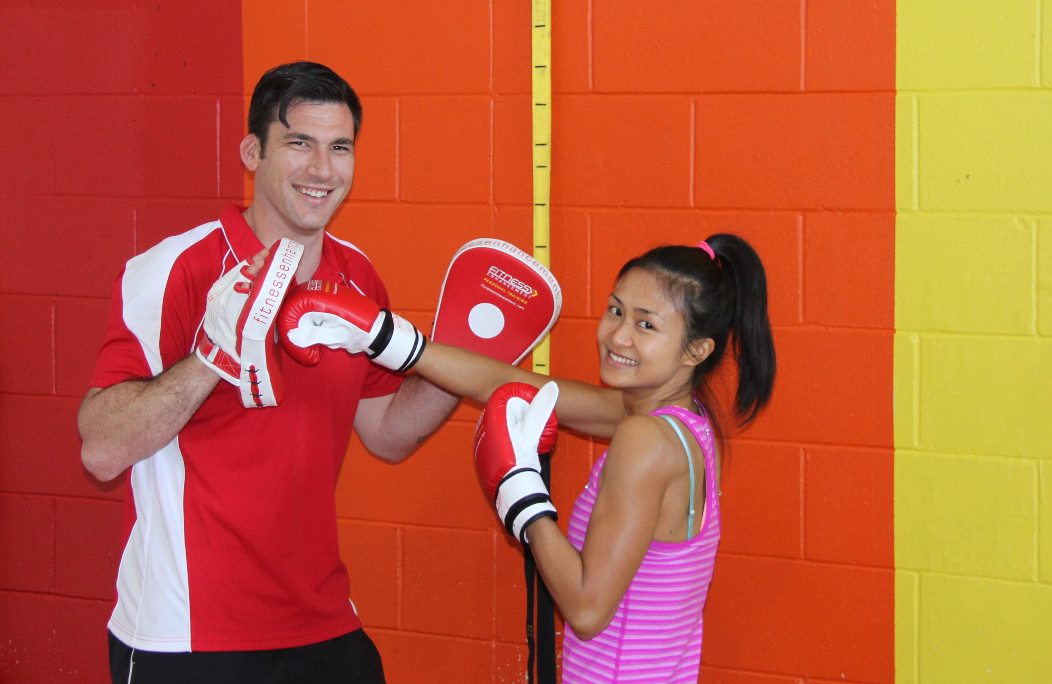 Nick Personal Trainer Boxing