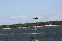 Kite Board fitness