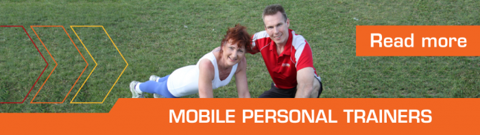 Mobile Personal Trainer Gold Coast