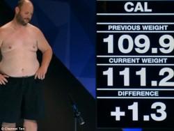 Biggest loser weight gain