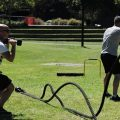 Functional outdoor training