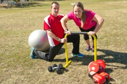 Boot Camp small group PT