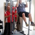 Chin ups Personal Trainer
