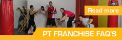 PT franchise FAQ