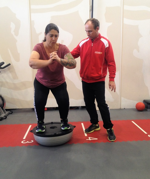 Cerebral Palsy Personal trainer